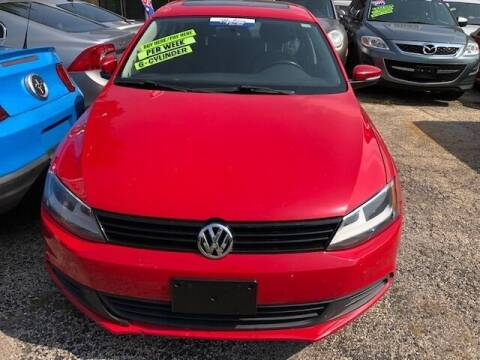 2012 Volkswagen Jetta for sale at NORTH CHICAGO MOTORS INC in North Chicago IL