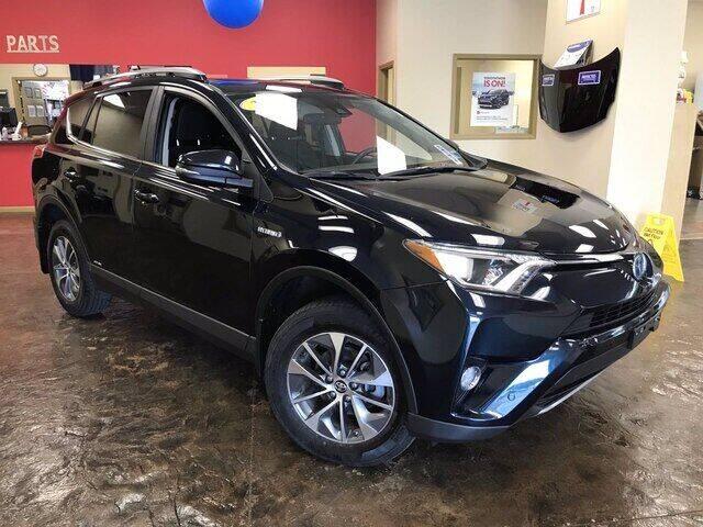 2018 Toyota RAV4 Hybrid for sale in Batavia, NY
