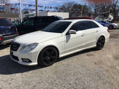 2010 Mercedes-Benz E-Class for sale at Antique Motors in Plymouth IN