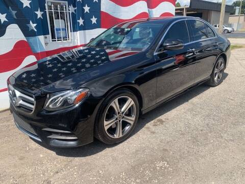 2018 Mercedes-Benz E-Class for sale at The Truck Lot LLC in Lakeland FL