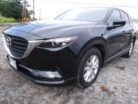 2016 Mazda CX-9 for sale at PONO'S USED CARS in Hilo HI