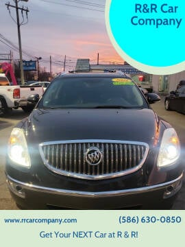 2009 Buick Enclave for sale at R&R Car Company in Mount Clemens MI