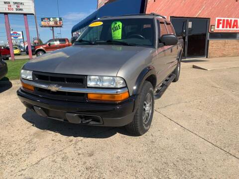 2003 Chevrolet S-10 for sale at Cars To Go in Lafayette IN