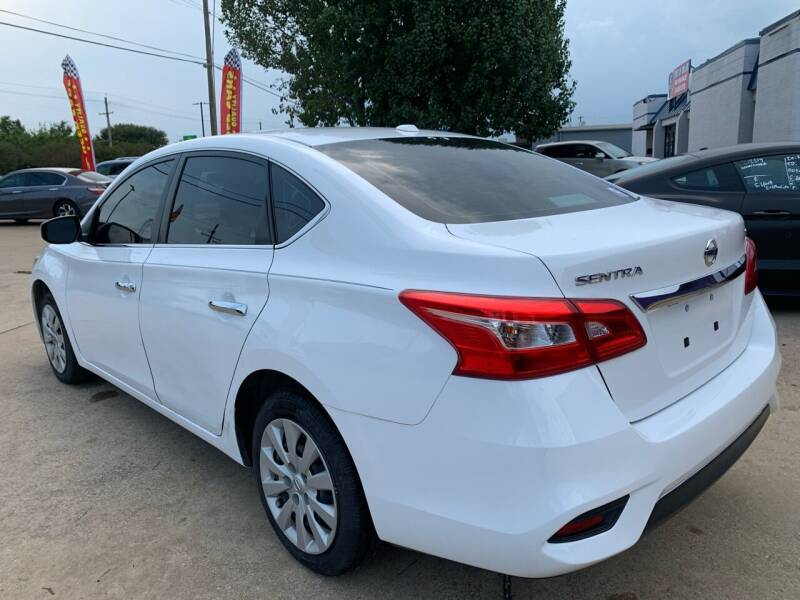 2017 Nissan Sentra for sale at Quality Auto Sales LLC in Garland TX