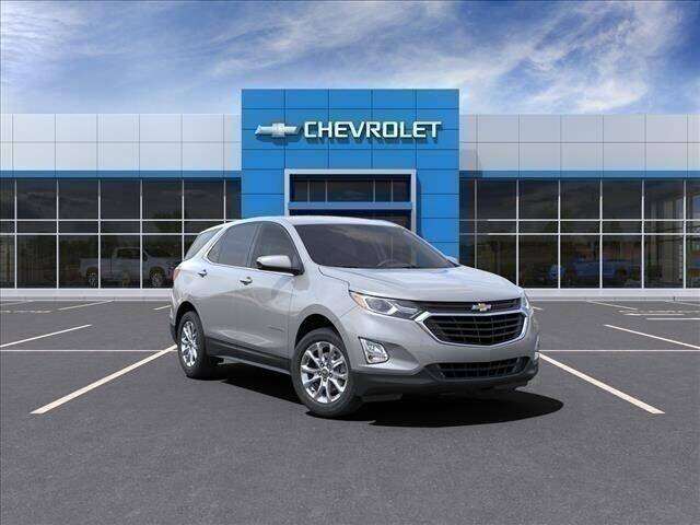 2021 Chevrolet Equinox for sale in Clifton, TX