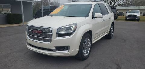 2015 GMC Acadia for sale at Jacks Auto Sales in Mountain Home AR