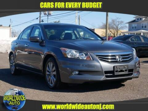 2011 Honda Accord for sale at Worldwide Auto in Hamilton NJ