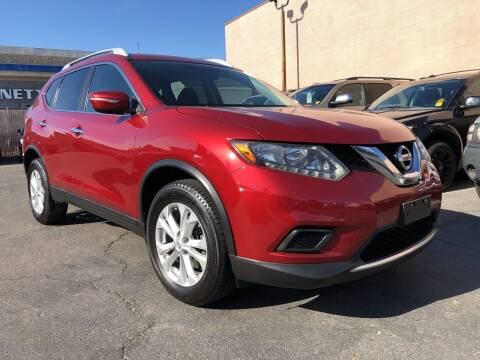 2015 Nissan Rogue for sale at Cars 2 Go in Clovis CA