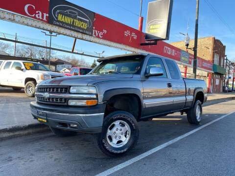 1999 Chevrolet Silverado 1500 for sale at Manny Trucks in Chicago IL