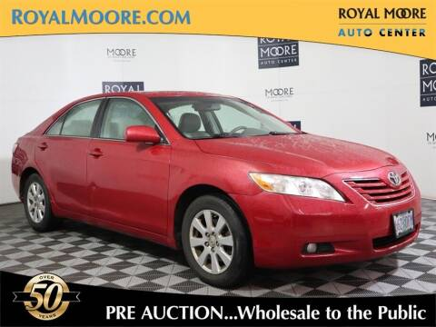 2007 Toyota Camry for sale at Royal Moore Custom Finance in Hillsboro OR