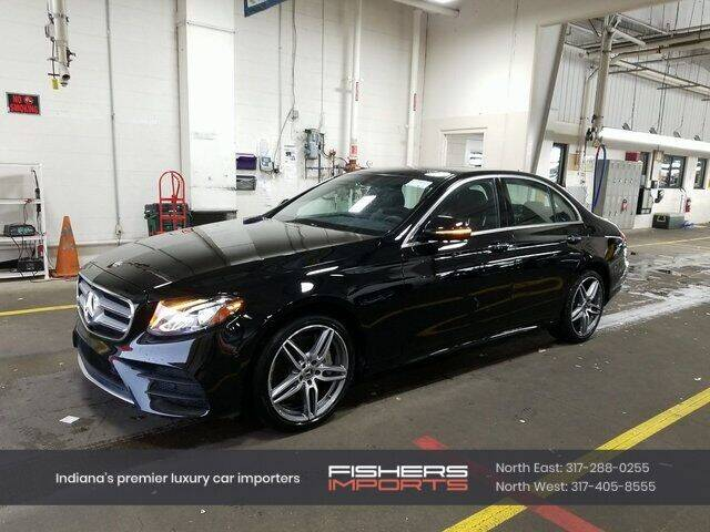 2020 Mercedes-Benz E-Class for sale at Fishers Imports in Fishers IN