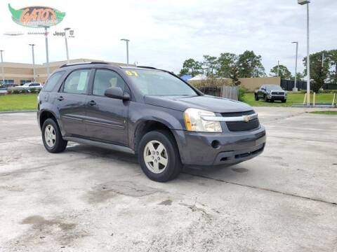 2007 Chevrolet Equinox for sale at GATOR'S IMPORT SUPERSTORE in Melbourne FL
