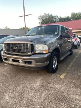 2004 Ford Excursion for sale at PITTMAN MOTOR CO in Lindale TX