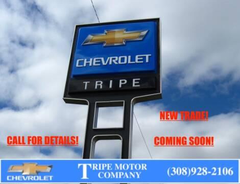 2010 Chevrolet Camaro for sale at Tripe Motor Company in Alma NE