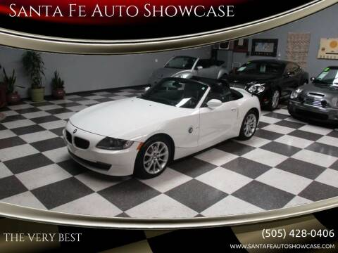 2007 BMW Z4 for sale at Santa Fe Auto Showcase in Santa Fe NM