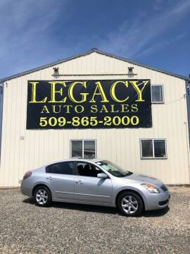 2007 Nissan Altima for sale at Legacy Auto Sales in Toppenish WA