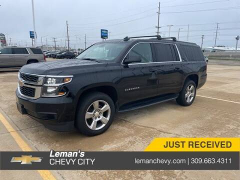 2019 Chevrolet Suburban for sale at Leman's Chevy City in Bloomington IL