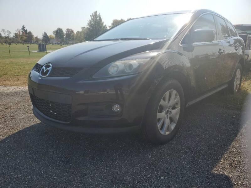 2008 Mazda CX-7 for sale at J & S Motors in Chardon OH