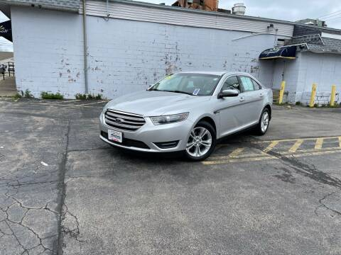 2015 Ford Taurus for sale at Santa Motors Inc in Rochester NY