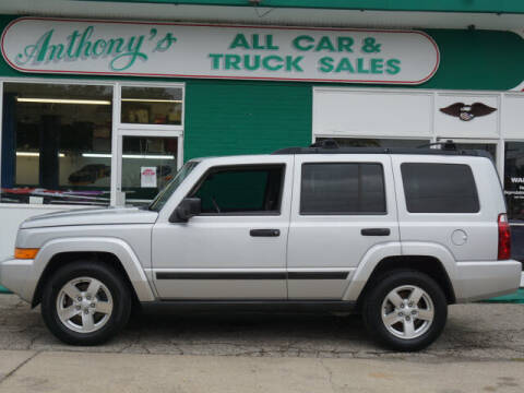 2006 Jeep Commander for sale at Anthony's All Cars & Truck Sales in Dearborn Heights MI
