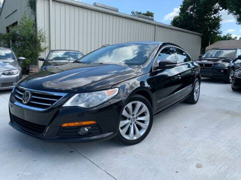2009 Volkswagen CC for sale at FLORIDA MIDO MOTORS INC in Tampa FL