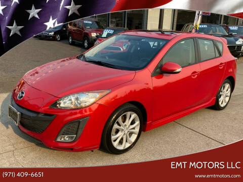 2010 Mazda MAZDA3 for sale at EMT MOTORS LLC in Portland OR