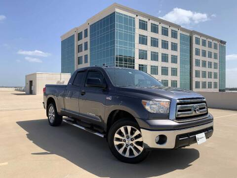 2013 Toyota Tundra for sale at SIGNATURE Sales & Consignment in Austin TX