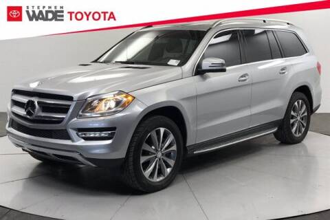 2013 Mercedes-Benz GL-Class for sale at Stephen Wade Pre-Owned Supercenter in Saint George UT