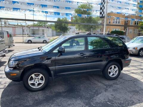 1999 Lexus RX 300 for sale at GREAT AUTO RACE in Chicago IL
