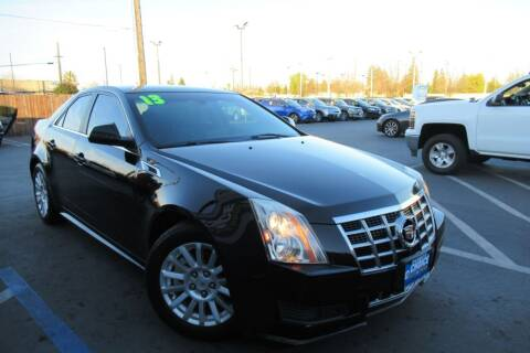 2013 Cadillac CTS for sale at Choice Auto & Truck in Sacramento CA