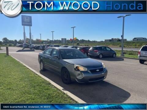 2006 Chevrolet Malibu for sale at Tom Wood Honda in Anderson IN