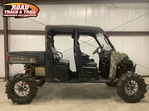 2015 Polaris Ranger Crew® 900 EPS Pola for sale at Road Track and Trail in Big Bend WI