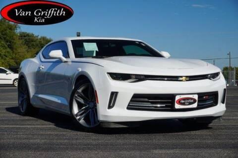 2018 Chevrolet Camaro for sale at Van Griffith Kia Granbury in Granbury TX