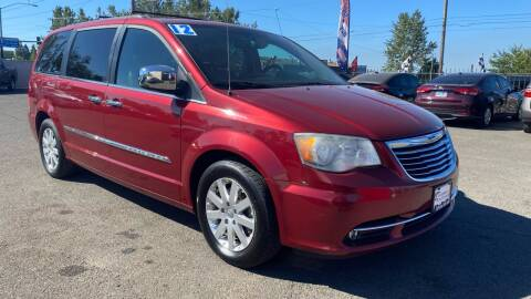 2012 Chrysler Town and Country for sale at Universal Auto Inc in Salem OR