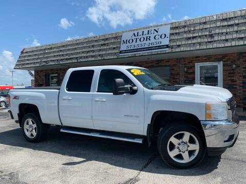 2011 Chevrolet Silverado 2500HD for sale at Allen Motor Company in Eldon MO