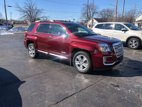 2017 GMC Terrain for sale at Dream Auto Sales in South Milwaukee WI