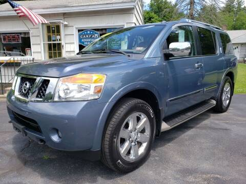 2011 Nissan Armada for sale at A-1 Auto in Pepperell MA
