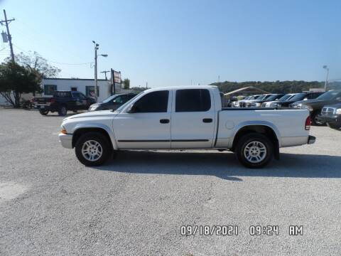 2003 Dodge Dakota for sale at Town and Country Motors in Warsaw MO