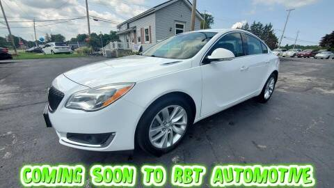 2016 Buick Regal for sale at RBT Automotive LLC in Perry OH