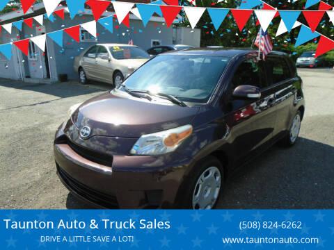 2012 Scion xD for sale at Taunton Auto & Truck Sales in Taunton MA