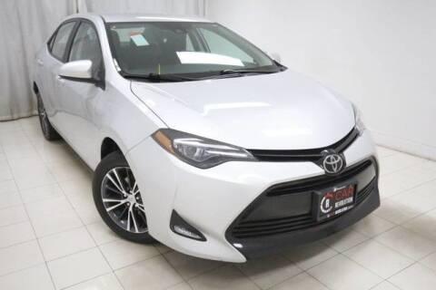 2017 Toyota Corolla for sale at EMG AUTO SALES in Avenel NJ