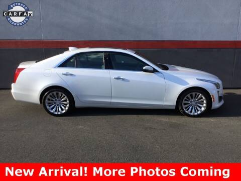 2016 Cadillac CTS for sale at Road Ready Used Cars in Ansonia CT
