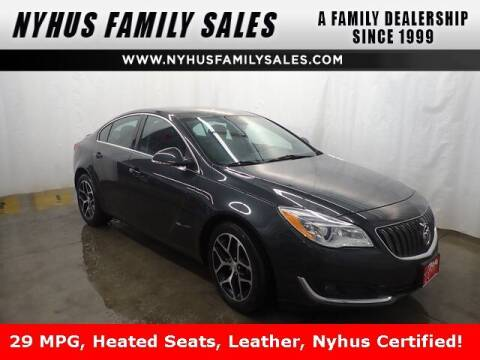 2017 Buick Regal for sale at Nyhus Family Sales in Perham MN