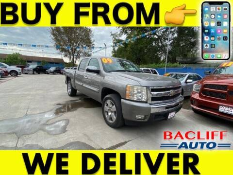 2009 Chevrolet Silverado 1500 for sale at Bacliff Auto in Bacliff TX