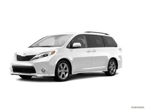 2014 Toyota Sienna for sale at Fresno Autoplex in Fresno CA