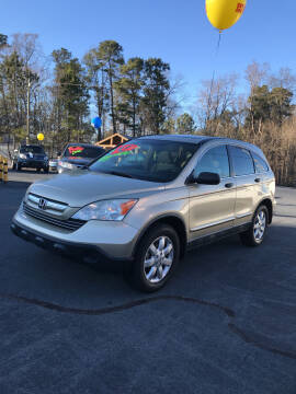 2009 Honda CR-V for sale at No Full Coverage Auto Sales in Austell GA