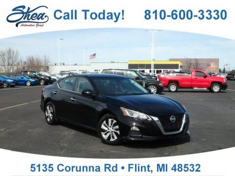 2020 Nissan Altima for sale at Jamie Sells Cars 810 - Linden Location in Flint MI