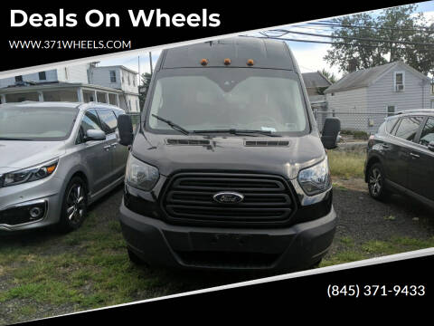 2018 Ford Transit Passenger for sale at Deals on Wheels in Suffern NY