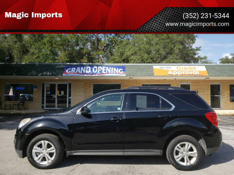 2011 Chevrolet Equinox for sale at Magic Imports in Melrose FL
