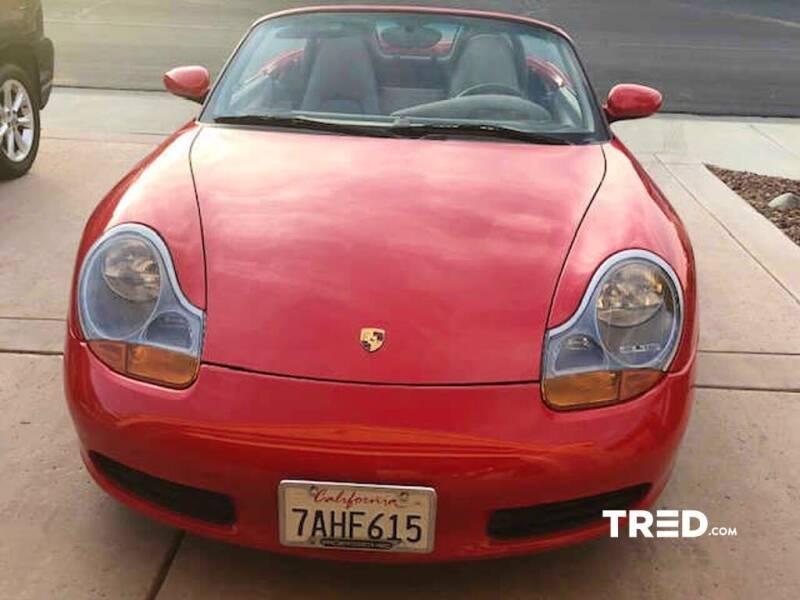 1999 Porsche Boxster for sale in Los Angeles, CA